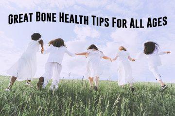 Bone Health Tips