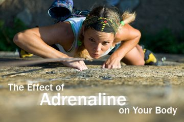 Adrenaline on Your Body