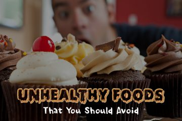 Foods That You Should Avoid