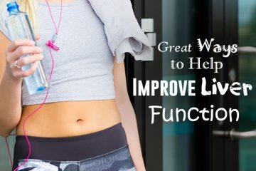 Improve Liver Function